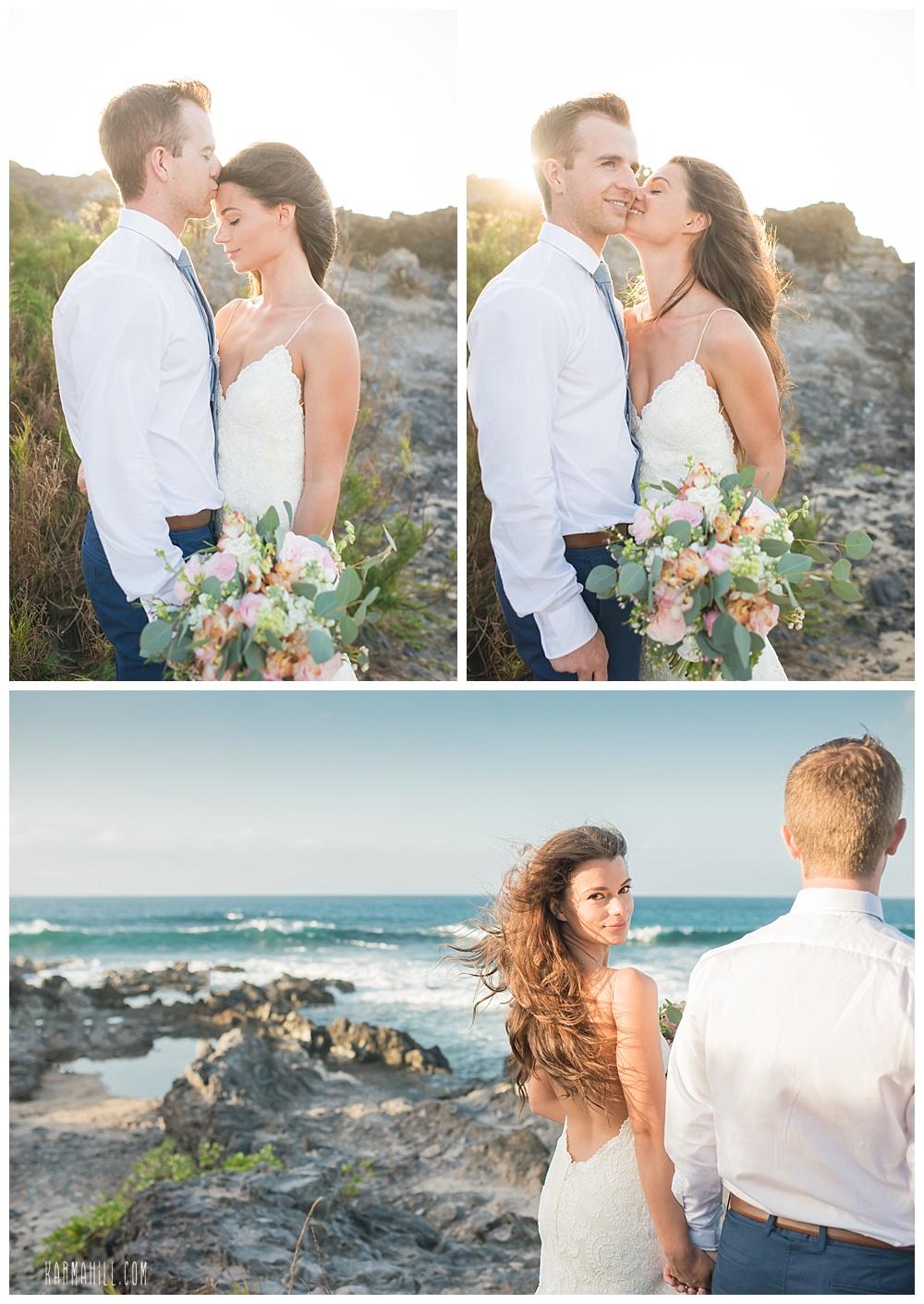Beautiful Maui Elopement