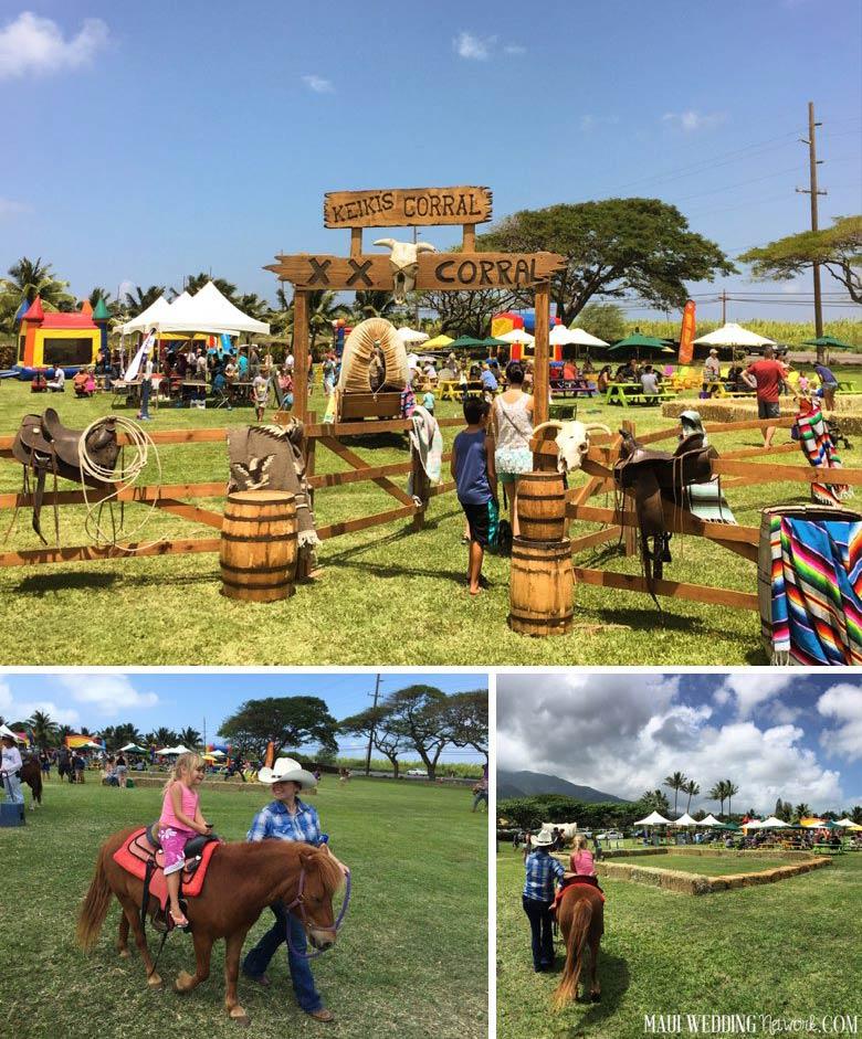 keiki events Maui