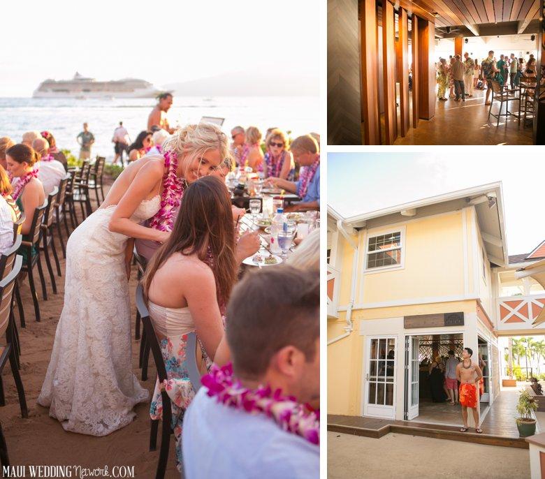 Maui wedding in Lahaina