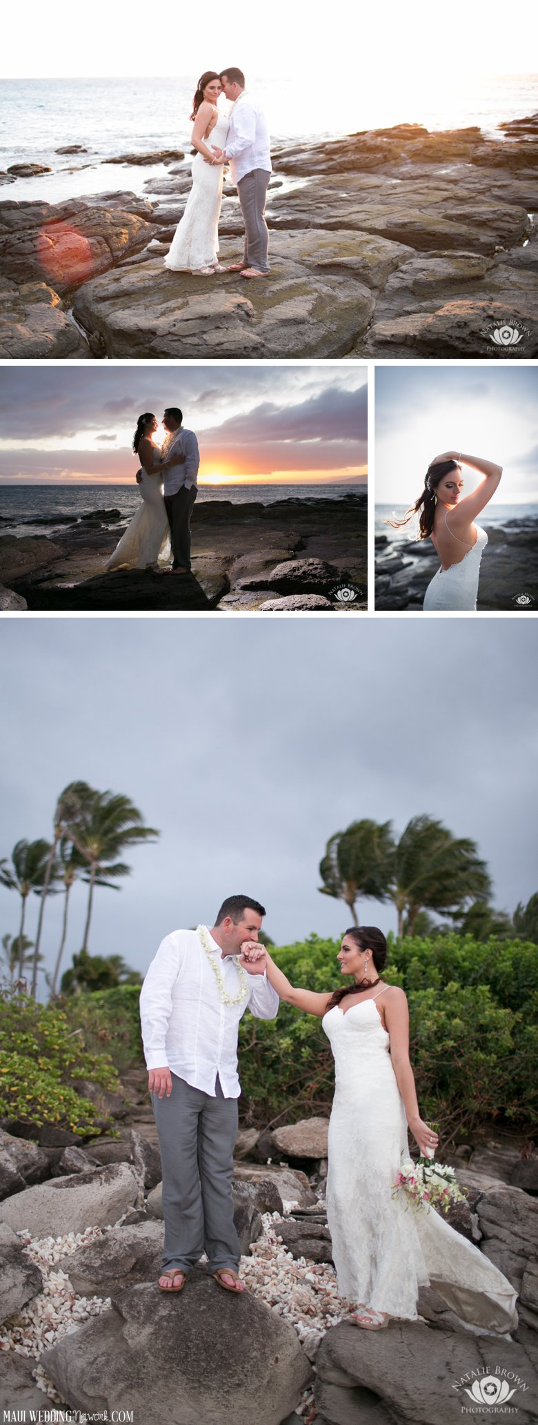 Kapalua Maui wedding