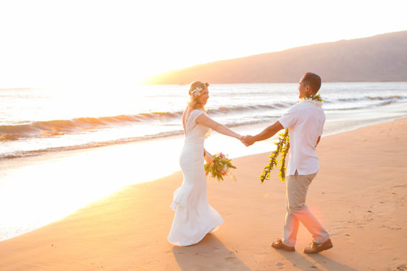 Kihei wedding
